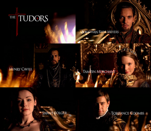 The Tudors 팬 Art