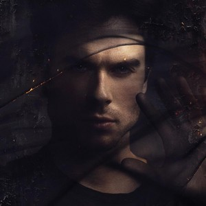 The Vampire Diaries - Season 5 - New Poster - Damon