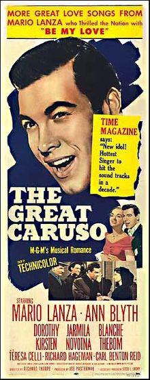 The great caruso - Mario Lanza