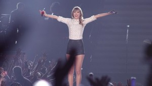 The red tour♥
