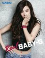 "Tiffany ""Real"" Casio Baby-G - tiffany-girls-generation photo"
