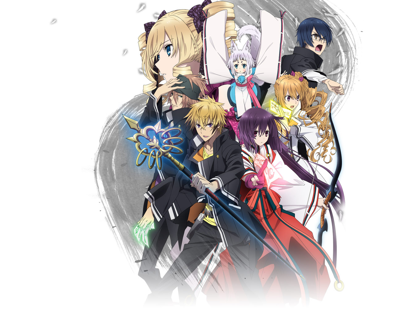 Tokyo Ravens Images HD Wallpaper And Background Photos