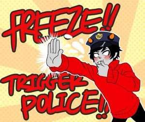 Trigger police
