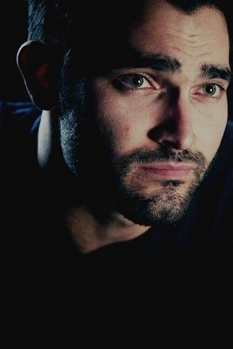 Tyler Hoechlin fond d'écran probably with a portrait entitled Tyler ♥