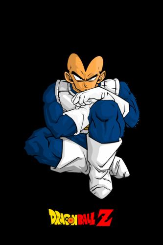 Dragon Ball Z fond d'écran possibly containing animé called Vegeta