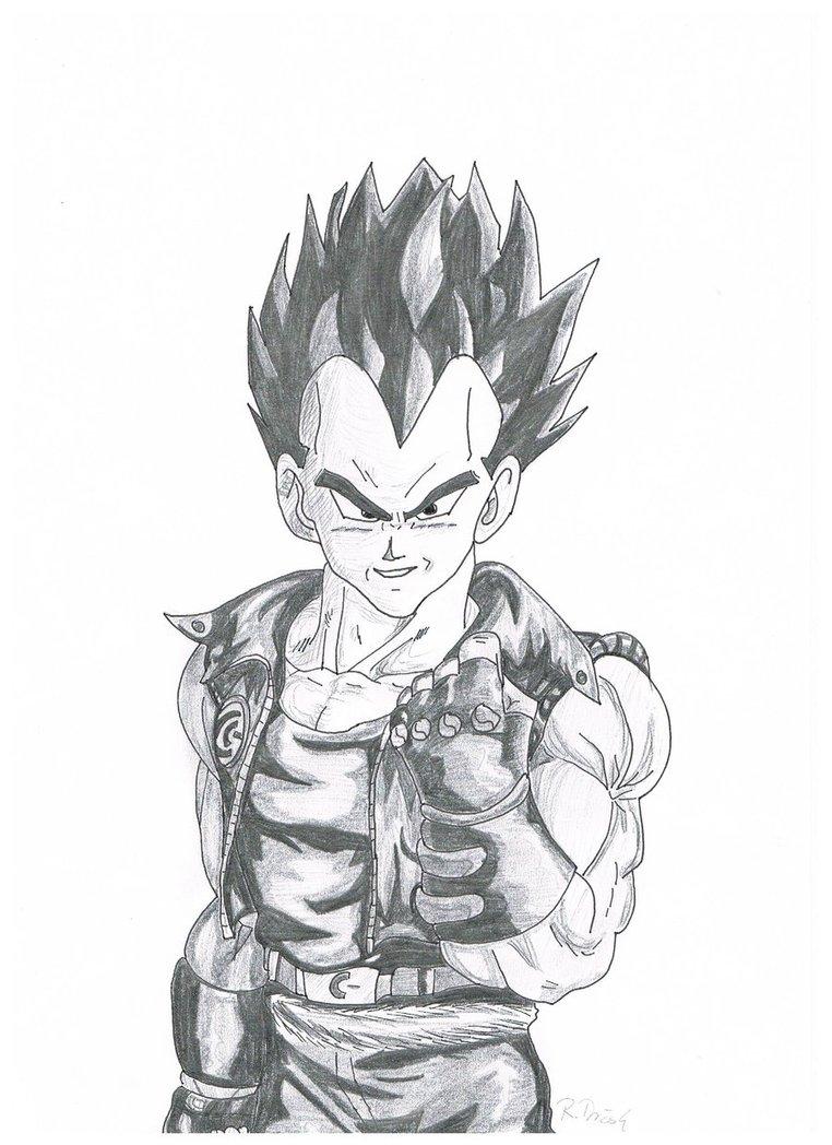 Vegeta Dragon Ball Z Fan Art 35794893 Fanpop Page 14