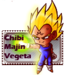 Vegeta - dragon-ball-z icon