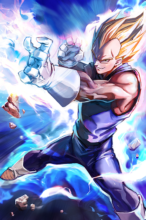 Dragon ball z images vegeta hd wallpaper and background photos 35799971 - Vegeta images ...