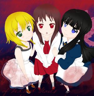 Viola/Ellen, Ib, Aya