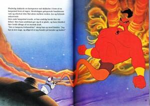 Walt ডিজনি Book প্রতিমূর্তি - Abis Mal & Jafar