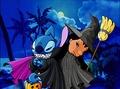 Walt Disney Fan Art - Stitch & Lilo Pelekai
