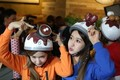 Way and Gummi at Crayon Pop MV shooting for Caffe Bene's new menu song - crayon-pop photo