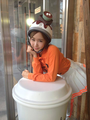 Way at Caffe Bene CF filming - crayon-pop photo