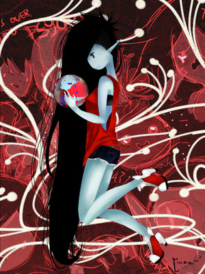 Who doesn't love Marceline