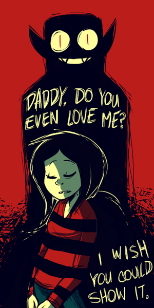 Who doesn't 爱情 Marceline