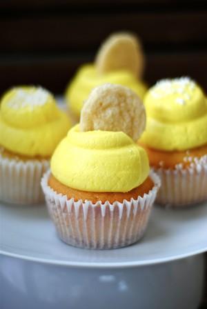 Yellow bánh nướng nhỏ ♥