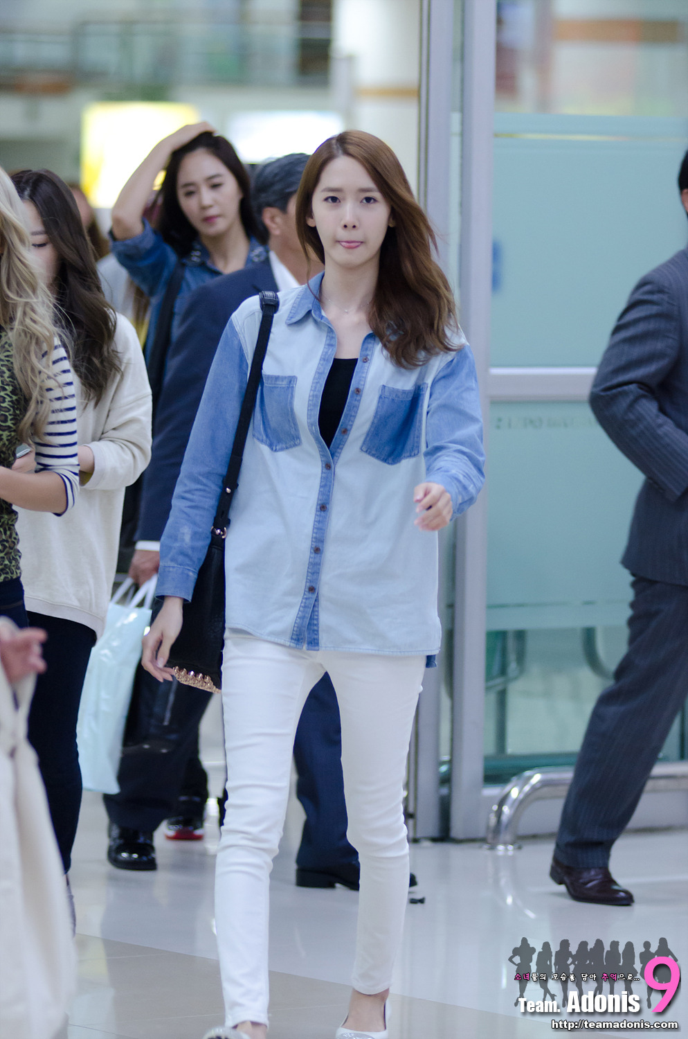 Im Yoona Images Yoona Airport Hd Wallpaper And Background Photos