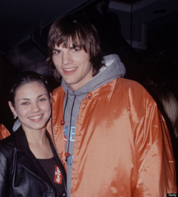 kutcher young Ashton