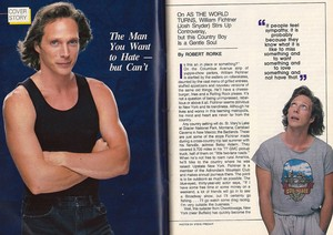 Young William Fichtner