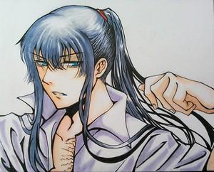 Yu Kanda fan Art