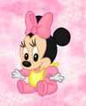 baby minnie - minnie-mouse photo
