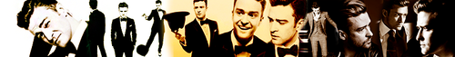 Justin Timberlake photo entitled banner