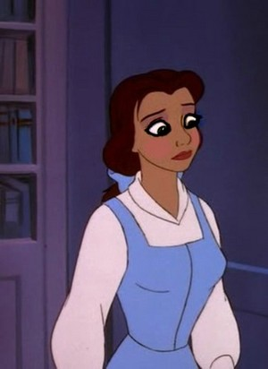 belle's dark look