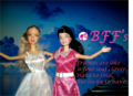 bff's - barbie fan art