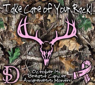 Breast Cancer Awareness wallpaper entitled camo
