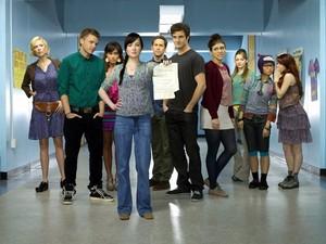 cast of awkward