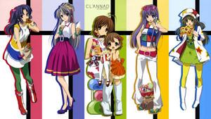 clannad girl