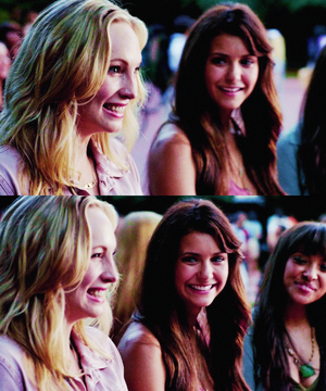 elena & caroline| 5x01: 'i know what wewe did last summer'