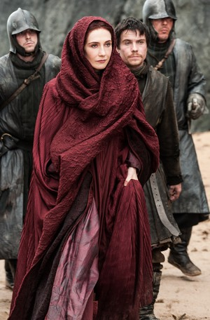 gendry and melisandre