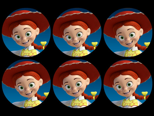 Jessie (Toy Story) Обои called jessie head shot