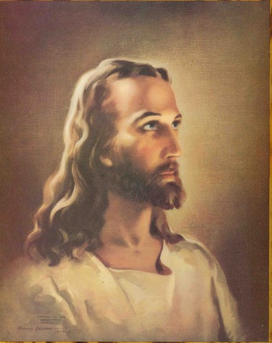 Jesus wallpaper probably with a portrait entitled jesus christ