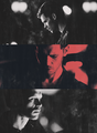klaus mikaelson » the originals 1x01 - klaus fan art