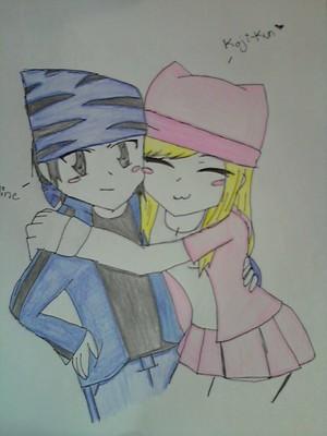 kozumi amor hug