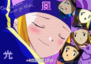 kozumi amor hikari and kaze