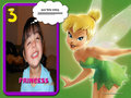mi princess - tinkerbell fan art