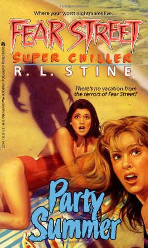 party summer -fear street super chiller