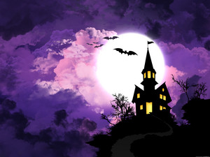 purple hallow