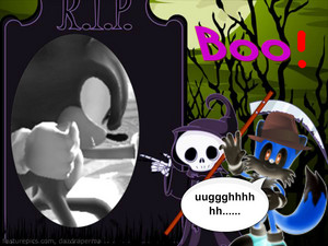 sonic's bad jod