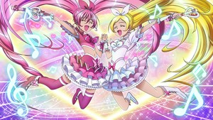 suite precure wallpaper