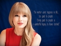 taylor rápido, swift frases