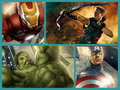 the 4 greatest - the-avengers fan art