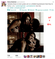 tweet - ian-somerhalder-and-nina-dobrev photo