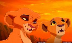vitani and kiara sisters?