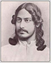 young Tagore