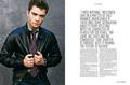 'August Man' Malaysia Magazine - October 2013. - ed-westwick photo