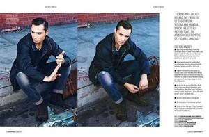 'August Man' Malaysia Magazine - October 2013.